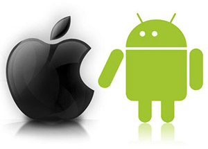 Android and iPhone Smartphone repair