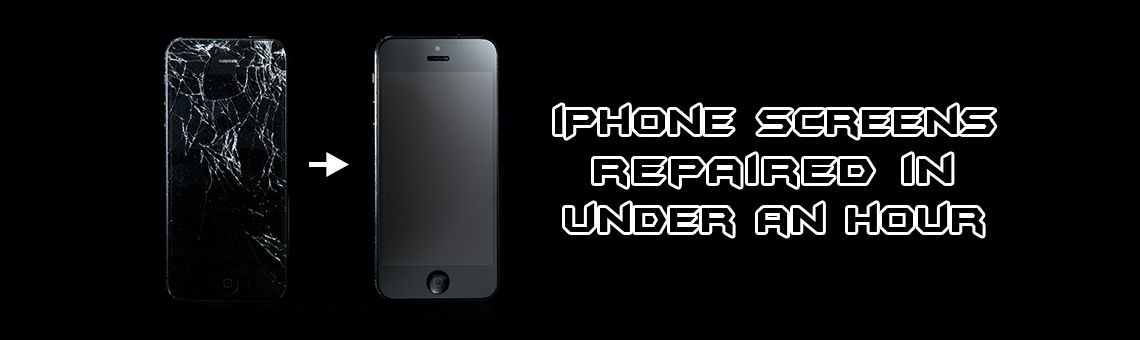 Iphone screens repaired