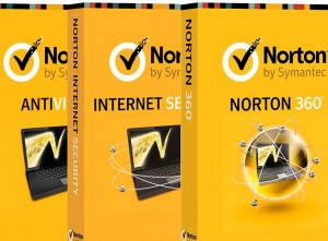 Norton by Semantec Versions