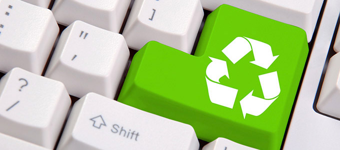 We offer e-waste recycling at Epic Tech.